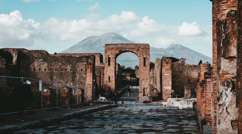 Scavi Pompei: PRAEDIA