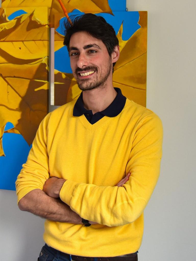 Stefano La Barbera, presidente di IoVotoFuoriSede